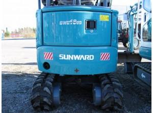 Экскаватор Sunward